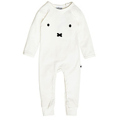 Achat Body & Pyjama Body Long Miffy Face - Blanc - 18/24 Mois