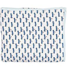 """Achat Linge de lit Edredon Réversible """"Blue Cars"""" - 115 x 140 cm"""