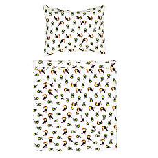 Achat Linge de lit Set Duvet 100 x 140 cm & Housse de Coussin - Toucan