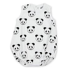 Achat Robe & Combinaison Baba Barboteuse Panda - 6 Mois