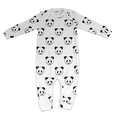 Achat Vêtement layette Pyjama Bobo Sans Pieds - Panda