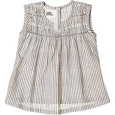 Achat Vêtement layette Top Smocky - Gris
