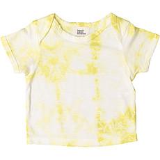 Achat Hauts bébé T-Shirt Vadim - Tie & Dye Yellow Shibori