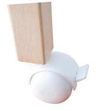 Achat Lit bébé Lot de 4 Roulettes - Blanc