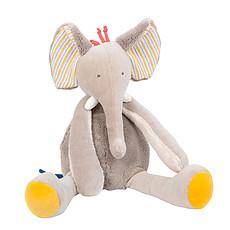 Achat Peluche Poupée Éléphant Les Papoum