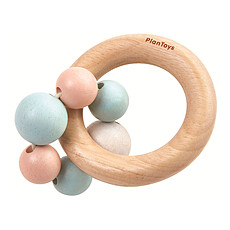 Achat Hochet Hochet Perles - Pastel