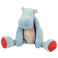 Achat Peluche Poupée Hippopotame Les Papoum