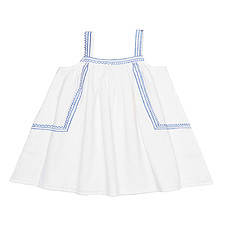 Achat Vêtement layette Top Leo - Blue Embroidery
