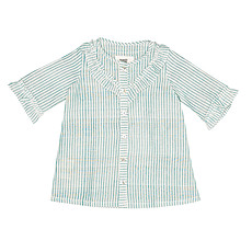 Achat Vêtement layette Top Vanessa - Green Stripes