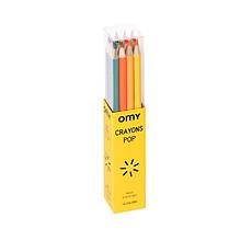 Achat Livre & Carte Boite de 16 Crayons de Couleurs Pop