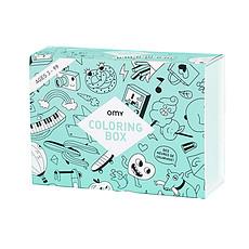 Achat Mes premiers jouets Coloring Box