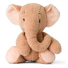 Achat Peluche Peluche Ebu l'Éléphant Rose 22 cm