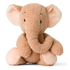 Achat Peluche Ebu l'Éléphant - Rose