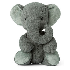 Achat Peluche Peluche Ebu l'Éléphant Gris 22 cm