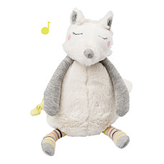"Achat Peluche Chien Musical Oko ""Les Petits Dodos"""