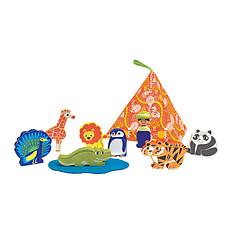 Achat Mes premiers jouets Jouet en Bois Aventure au Zoo