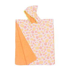 Achat Textile Poncho Plage New Pineapple Sunset 0/4 ans