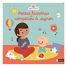 Achat Livre & Carte Petites histoires et comptines à signer
