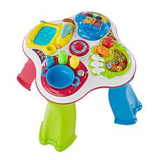 Achat Mes premiers jouets Table Hobbies bilingue Fr/En