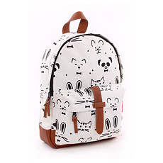 Achat Bagagerie enfant Sac à Dos Black & White - Animals