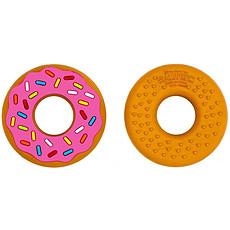 Achat Anneau de dentition Jouet de Dentition Donut - Rose