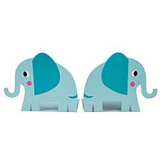 Achat Livre & Carte Serre-Livres Elvis l'Eléphant