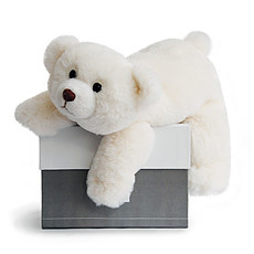Achat Peluche Peluche Ours Polaire Snow