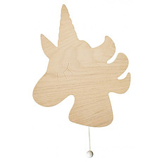 Achat Suspension  décorative Applique Licorne