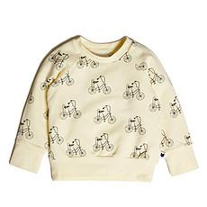 Achat Hauts bébé Sweatshirt Banana Bike Loopback - 2/3 Ans