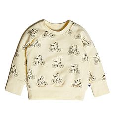 Achat Vêtement layette Sweatshirt Banana Bike Loopback