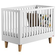 Achat Lit bébé Lit Bébé Lounge - 70 x 140 cm - Blanc