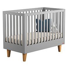 Achat Lit bébé Lit Bébé Evolutif Lounge 70 x 140 cm - Gris