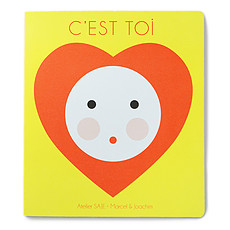 Achat Livre & Carte Collection Atelier Saje - C'est toi