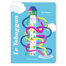 Achat Livre & Carte Le Toboggan par Elsa Fouquier