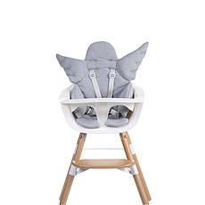 Achat Chaise haute Coussin Ange pour Chaise Haute Evolu 2 - Jersey Gris