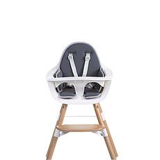 Achat Chaise haute Coussin de Chaise Haute Neoprene - Gris Foncé