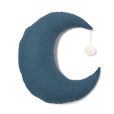 Achat Coussin Coussin Lune Pierrot - Night Blue
