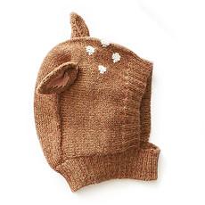 Achat Accessoires bébé Bonnet Bambi Marron - 0/6 Mois