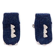 Achat Accessoires bébé Moufles Monstre - Bleu