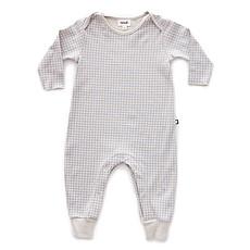 Achat Vêtement layette Pyjama à Carreaux - Gris et Bleu