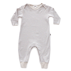 Achat Body & Pyjama Pyjama à Carreaux - Gris et Bleu