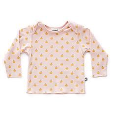Achat Vêtement layette Tee-shirt Pommes - Rose