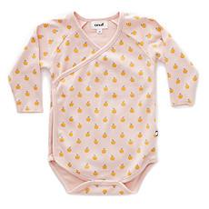 Achat Body et Pyjama Body Croisé Pommes Rose - 6 Mois