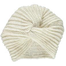 Achat Accessoires bébé Bonnet Turban Pivoine - Beige Chiné - 3/4 Ans