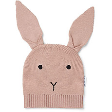 Achat Vêtement layette Bonnet Viggo Rabbit - Rose