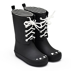 Achat Chaussons & Chaussures Bottes Kerran Noir - 21