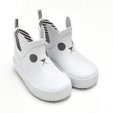 Achat Chaussons & Chaussures Bottines Kerran - Blanc