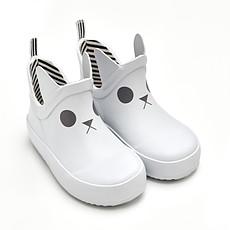 Achat Chaussons & Chaussures Bottines Kerran Blanc - 26