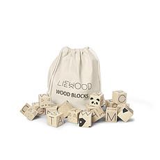 Achat Mes premiers jouets Wood Blocks - Naturel