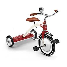 Achat Trotteur & Porteur Tricycle Vintage Rouge